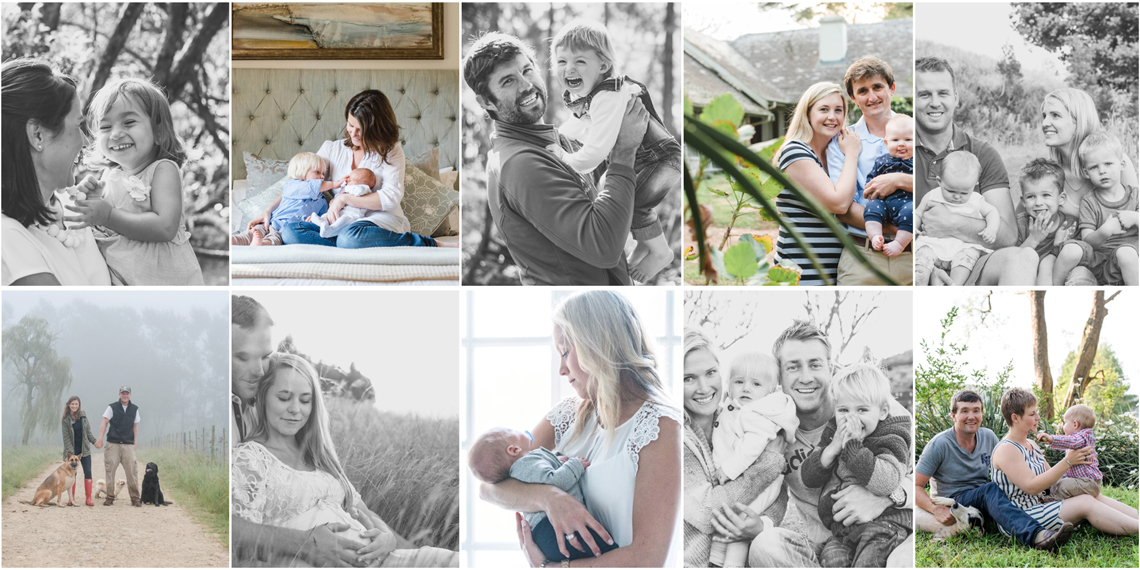 The importance of family – some of my 2015 shoots