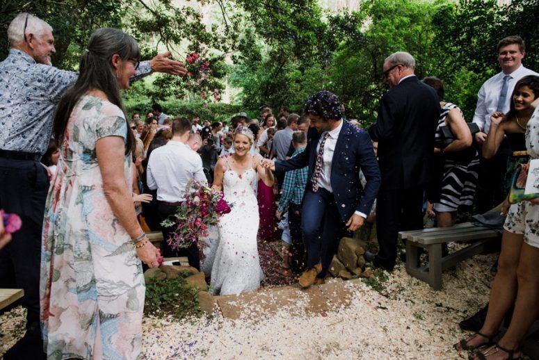 Gareth & Sarah | Garden Wedding
