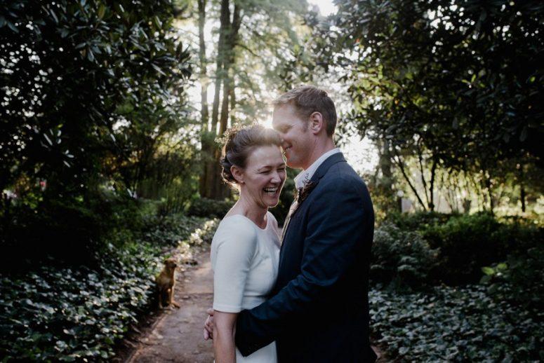 Greg & Cilla and their surprise Wedding